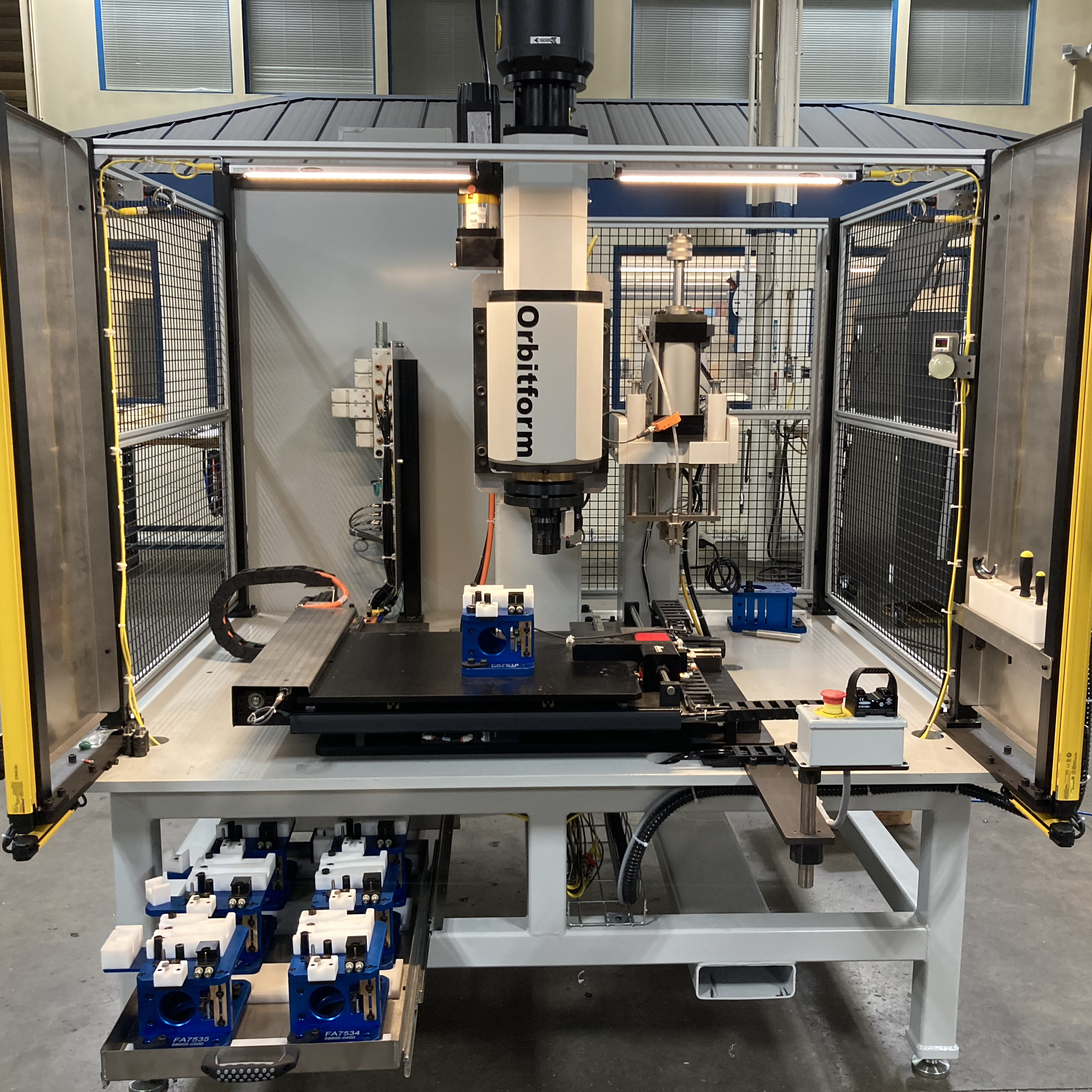 Reshoring Multiple Assemblies with a Custom Servo XY Machine